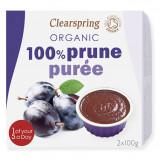 Clearspring Organic Blommepuré Ø (2 x 100 g)