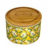Pukka Keramik Krukke Gurkemeje Gold Ø (10 br)
