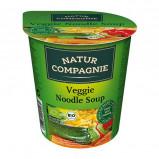 Natur Compagnie Grøntsags- og nuddelsuppe Ø Asiatisk instant (55 g)