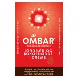 Ombar Jordbær og Creme Ø (35 g)