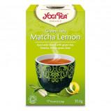 Yogi Tea Green tea Ø matcha lemon organic (17 br)