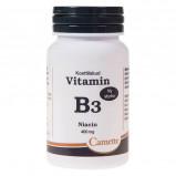 Camette Vitamin B3 niacin 400 mg (90 tab)