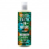 Faith in Nature Balsam Kokos (400 ml)