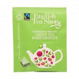English Tea Shop Green Tea Pomegranate Ø (50 br)