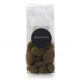 Pureviva Mandler m. Chokolade, Lakrids og Havsalt (90 g)