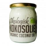 Kokosolie koldpresset jomfru Ø (500 ml.)