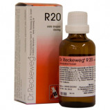Dr. Reckeweg R 20, 50 ml.