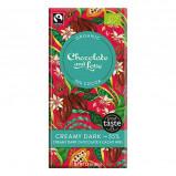 Chocolate and Love Chokolade Creamy Dark 55% Ø (80g)