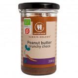 Urtekram Peanutbutter Crunchy Kakao Ø (200 g)