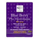 New Nordic Blue Berry Plus Øjenvitamin (120 tabletter)