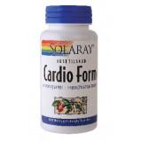 Solaray Cardio Form (100 kapsler)