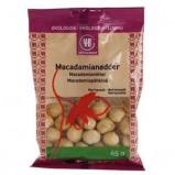 Urtekram Macadamianødder m. Havsalt Ø (65 gr)