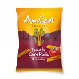 Amaizin Majschips ruller m. tomat Ø (100g)