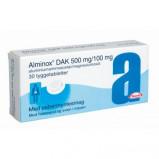 Alminox DAK Tyggetabletter (30 stk)