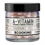 Ecooking-A-Vitamin Kapsler (60 pcs.)