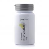 Pureviva B12 Vitamin 9µg (90 tab)