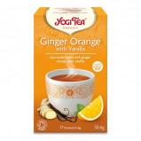 Yogi Tea Ginger orange with vanilla Ø (17 br)