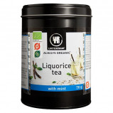 Urtekram Liquorice tea m. mint Ø (70 g)