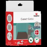 BabyDan Cabinet Catch (4 stk.)