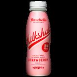 Barebells Milkshake Jordbær (330 ml)