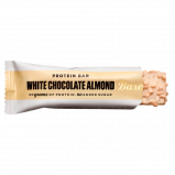 Barebells Protein Bar Hvid Chokolade Mandler (55 g)