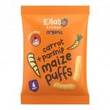 Grab me puffits gulerod og pastinak 7 mdr Ø Ellas Kitchen