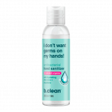 b.clean Håndsprit, I Don't Want Germs On My Hands (59 ml)