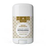 Ben & Anna Naturlig Deodorant - Indian Mandarine (60 g)