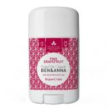 Ben & Anna Naturlig Deodorant - Pink Grapefruit (60 g)