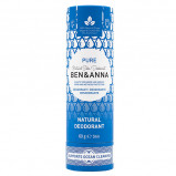 Ben & Anna Natural Deodorant Pure Papertube (60 g)