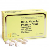 Pharma Nord Bio-C-Vitamin 750 mg (120 tabletter)