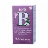 Biorto Vitamin B5 120 mg (90 kapsler)