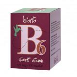 Biorto Vitamin B6 11 mg (90 kapsler)