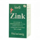 Biorto Zink 22 mg (100 kapsler)