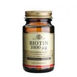 Solgar Biotin 1000ug (50 kaps)
