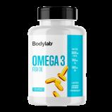 Bodylab Omega-3 Fiskeolie (120 stk)