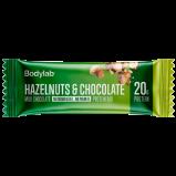Bodylab Proteinbar Hazelnuts & Choco (55 g)