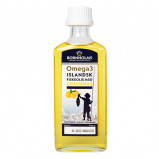 Bornholms Islandsk Flydende Fiskeolie med Citrus & Omega 3 (240 ml)