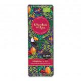 Chocolate and love - Chokolade Panama 80% Ø (40g)