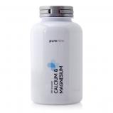 Pureviva Calcium & Magnesium (360 kap)