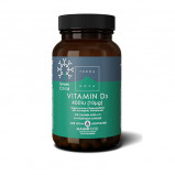 Terranova Green Child vitamin D3 10 ug (50 kap)