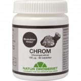 Natur Drogeriet Chrom 100 μg tabletter (60 stk)