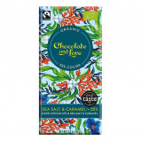 Chocolate and Love Sea Salt 55% Ø (80g)
