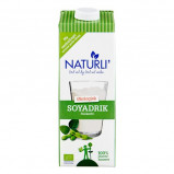 Naturli Sojadrik sukkerfri Ø (1 l)
