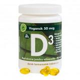 DFI D-Vitamin 50 mcg Vegansk (90 stk)