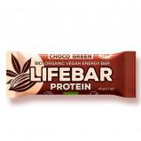 Really Raw LifeBar Choco Green Proteinbar RAW Ø (47 g)