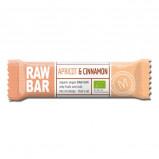 Mols Organic Raw Bar Apricot & Cinnamon Ø (45 g)