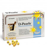Pharma Nord D-Pearls 20 µg (120 kapsler)