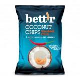 Bett´r Kokos Chips m. Røget Chili (40 g)