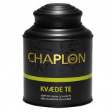 Chaplon Kvæde sort/grøn te dåse Ø (160 g)